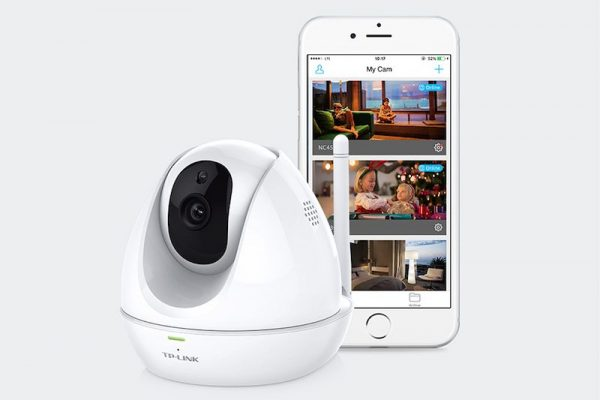 Smart Home Kasa Mobile World Congress