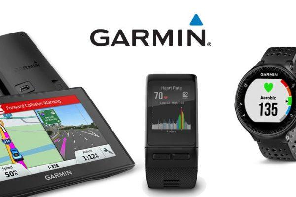 Sugestões Garmin para o pai tecnológico