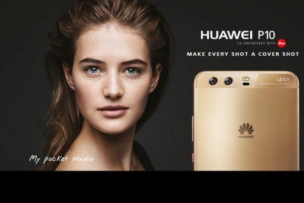 Huawei P10 e P10 Plus já estão disponíveis em Portugal