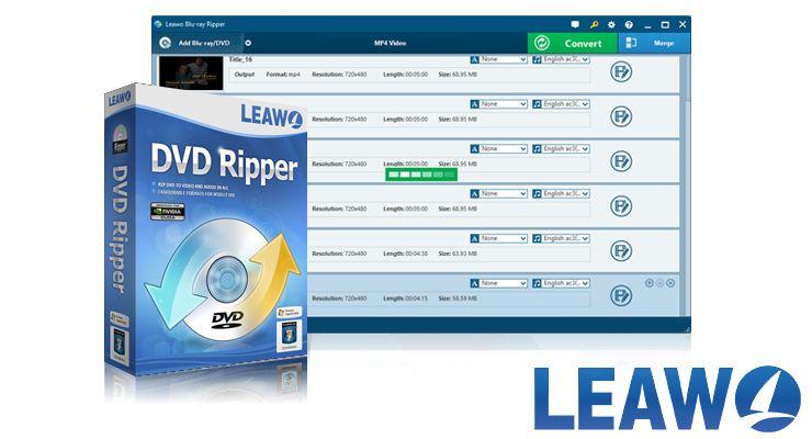LeawoDVDripper 5 DVD Ripper, Leawo DVD Ripper, review