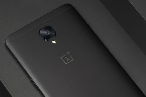 OnePlus 3T Colette Edition 3T, Android, Midnight Black, oneplus, OnePlus 3T, smartphone