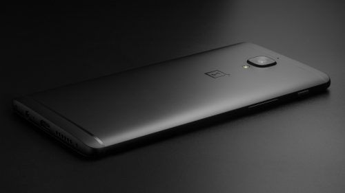 OnePlus 3T Midnight Black Rear 1490260720299 3T, Android, Midnight Black, oneplus, OnePlus 3T, smartphone