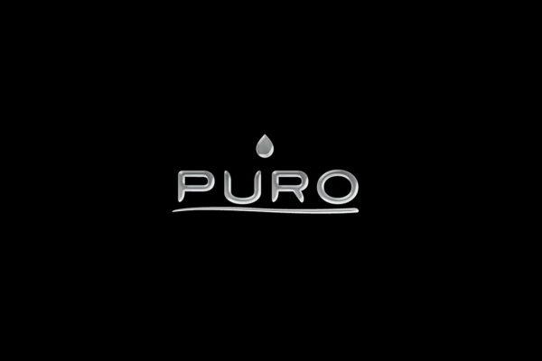 PURO LOGO GLASS