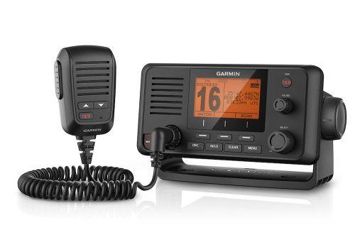 R VHF210 HR 1002 Garmin, plotters cartográficos, Vanessa Garrido, VHF 110i, VHF 210i AIS
