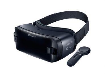Samsung apresenta novo Gear VR com Comando