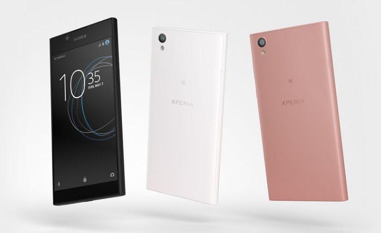 Sony Xperia L1, um smartphone de entrada de gama com design premium