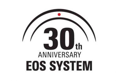 Canon comemora 30º aniversário do sistema EOS