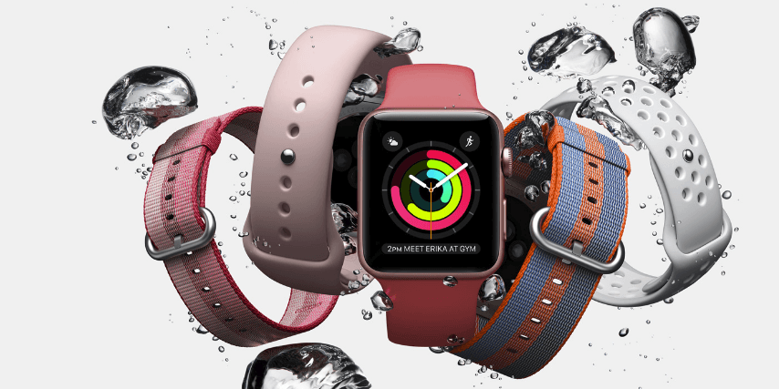 new apple watch bands apple, Clips, edição especial, iOS, iPhone 7, iPhone 7 Plus, red
