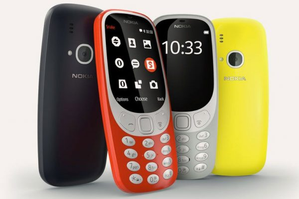Nokia 3310: Telemóvel icónico renasce das cinzas