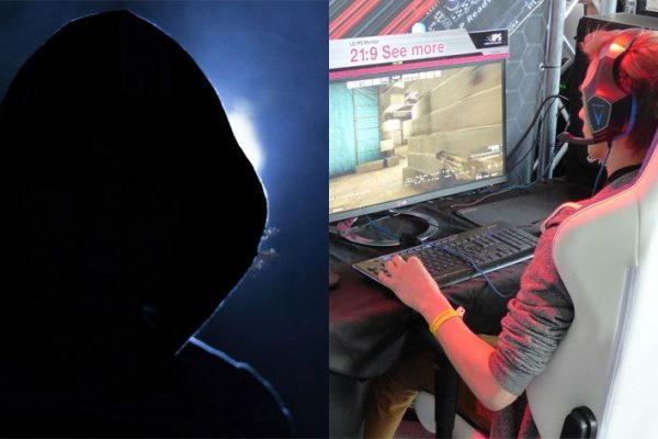 Hackers e Gamers Travam Batalha Digital