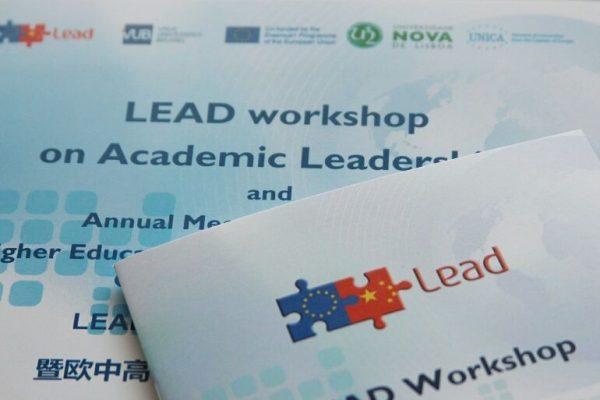 NOVA recebe encontro de líderes académicos Europa/China