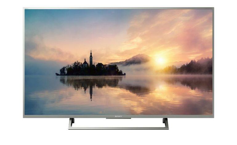 Sony amplia gama de televisores 4K HDR com a nova série XE70