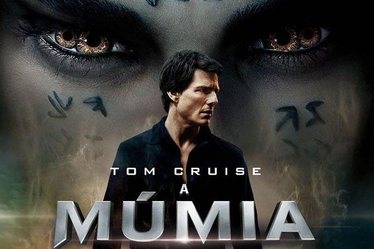 A Múmia: Entre Múmias e Zumbis, a Impossível Missão de Credulidade