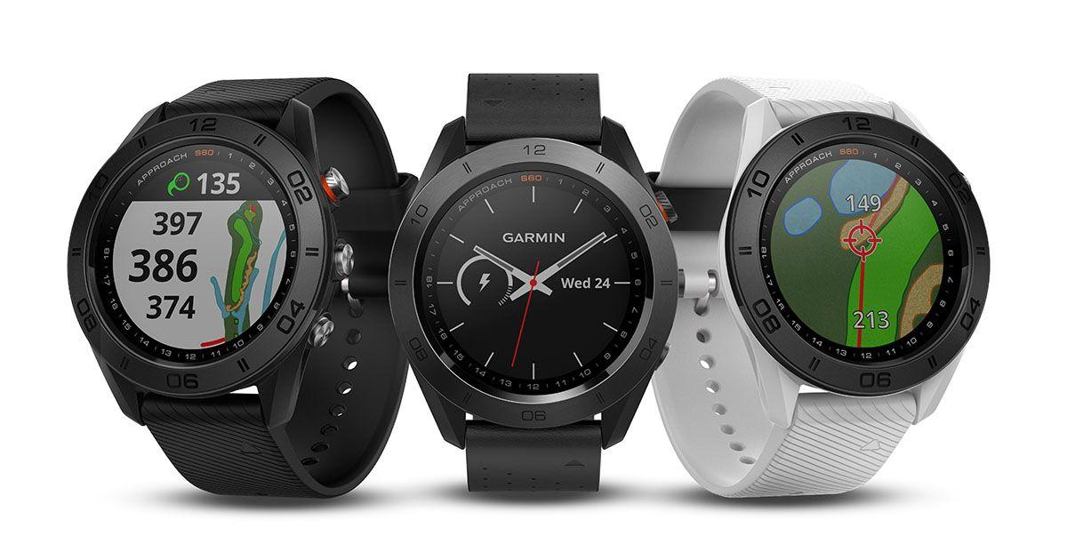 Garmin apresenta novo relógio de golfe