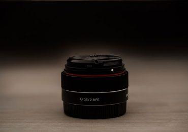 Samyang anuncia nova objetiva autofocus, a AF 35mm F2.8 FE