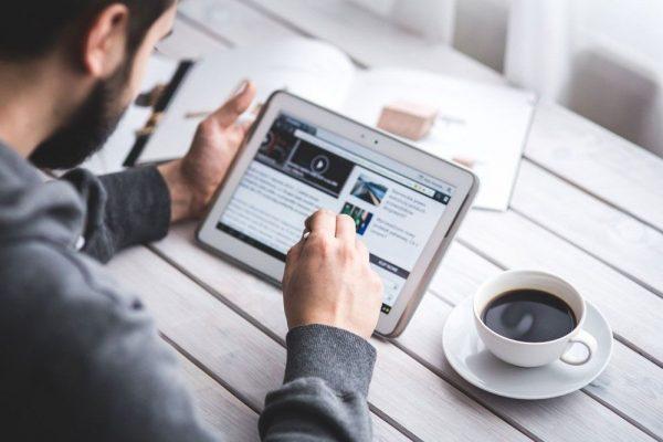A tecnologia muda os ambientes de trabalho
