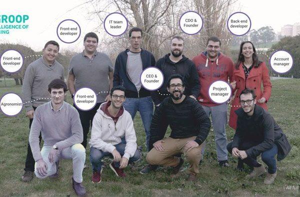 Startup portuguesa Agroop levanta capital na Seedrs pela terceira vez