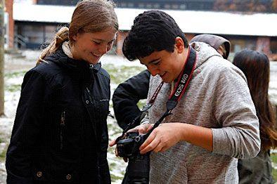 Canon leva projeto Young People Programme ao próximo nível