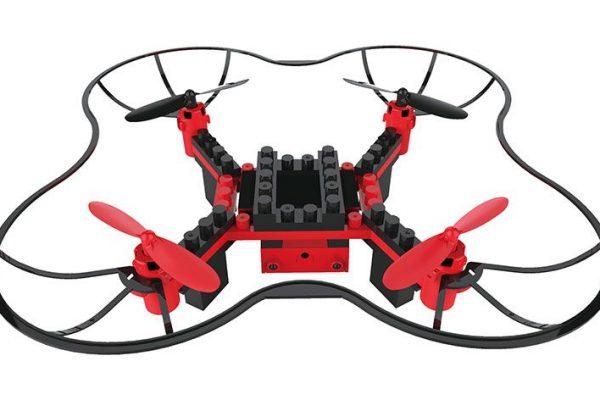 Science4you lança drone feito a partir de blocos de construção