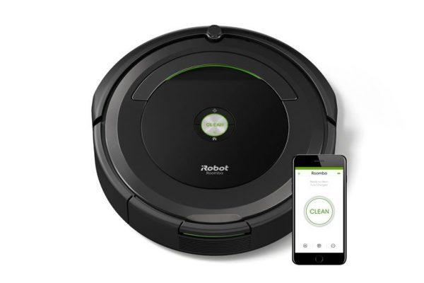 Novo ROOMBA 696 com Conectividade Wi-Fi chega a Portugal