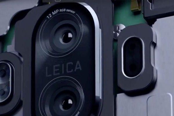 Huawei Mate 10 Leica