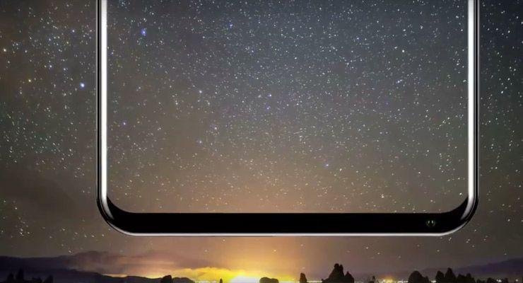 bezel-less, Mi Mix 2, sem margens, topo-de-gama, Xiaomi, Xiaomi Mi Mix 2