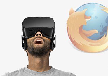 Firefox Realidade Virtual
