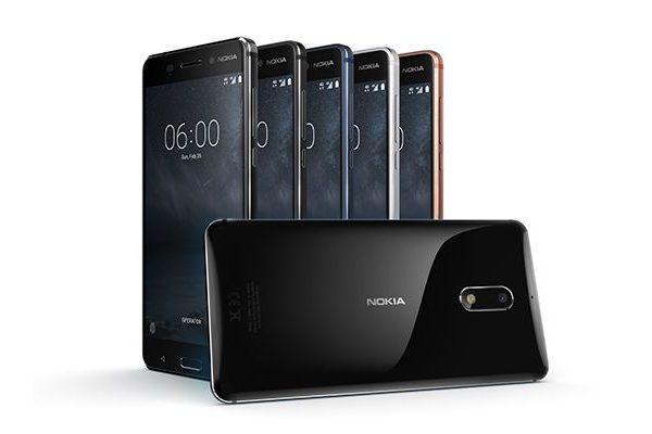 Nokia6HMDGlobal MediaTek