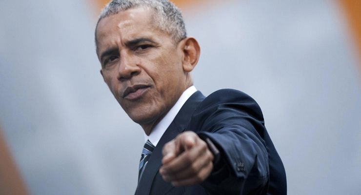 Barack Obama racismo