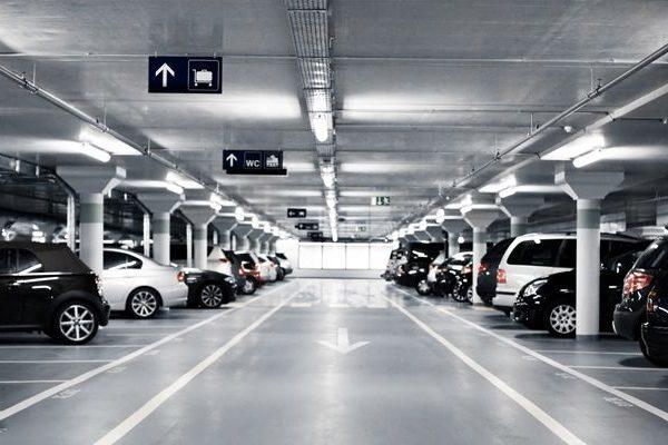 Google Maps parqueamento