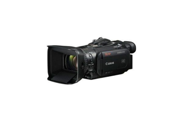 Canon LEGRIA GX10: uma a câmara de vídeo 4k inovadora