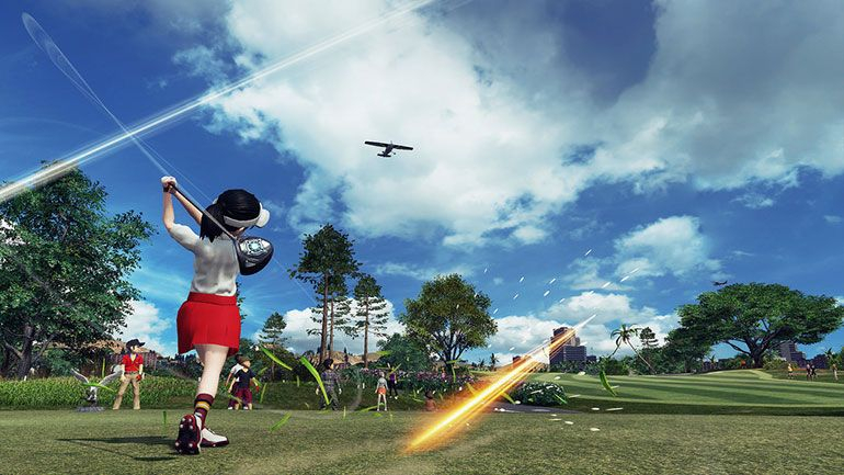 Everybody's Golf: Golfe para Todos?