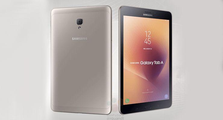 Galaxy Tab A2 S