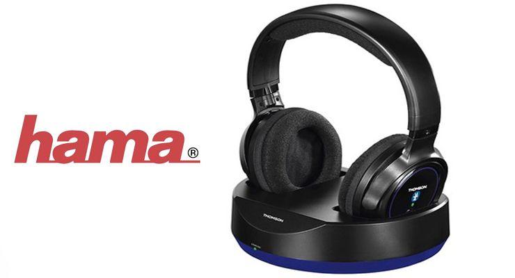 Hama Thomson auscultador sem fios, Bluetooth, Hama, Thomson