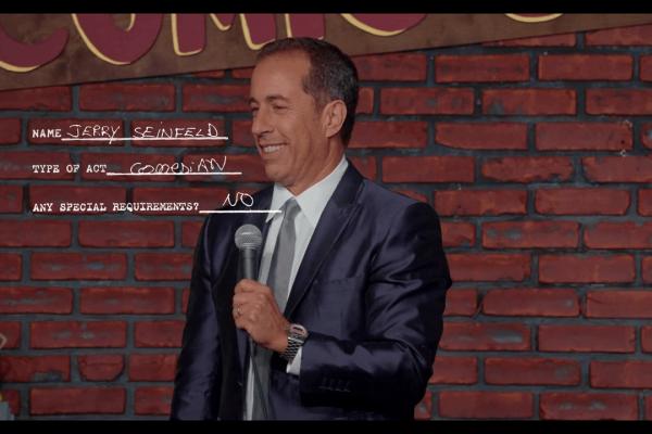 Jerry Before Seinfeld: na plataforma do futuro, um regresso ao passado