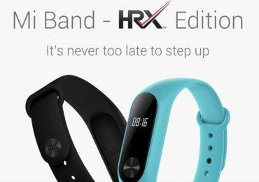 Xiaomi Mi Band HRX Edition