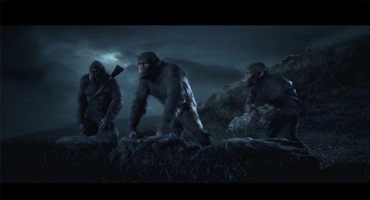 Planeta dos Macacos PlayLink