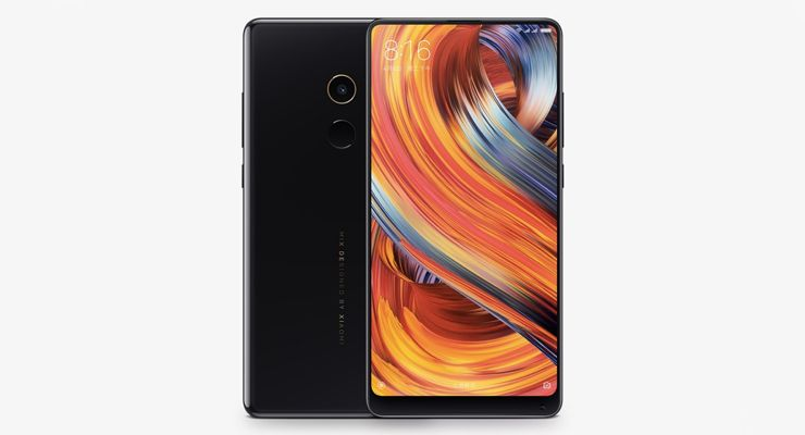 XiaomiMiMix2 2 bezel-less, Mi Mix 2, MIUI 9, sem margens, smartphone Android, topo-de-gama, Xiaomi, Xiaomi Mi Mix 2