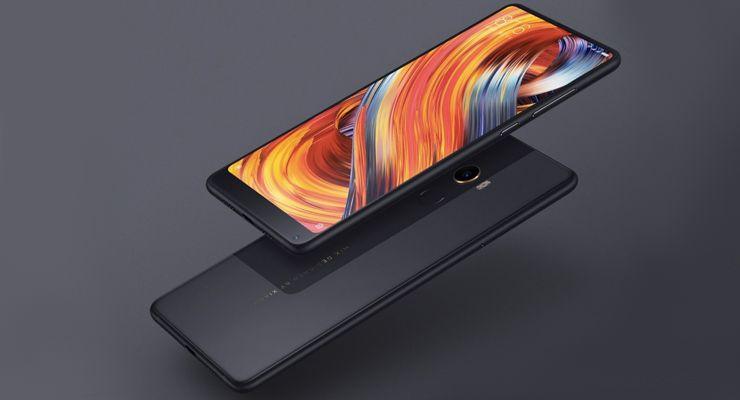 XiaomiMiMix2 3 bezel-less, Mi Mix 2, MIUI 9, sem margens, smartphone Android, topo-de-gama, Xiaomi, Xiaomi Mi Mix 2