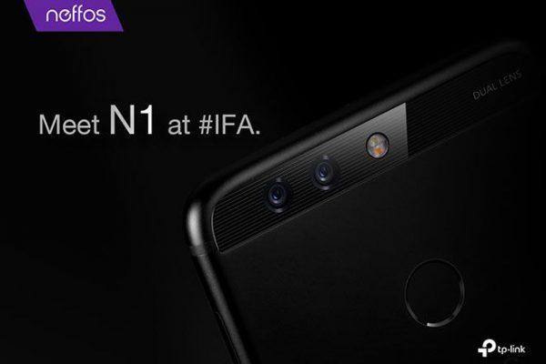 Neffos lança novo smartphone na IFA