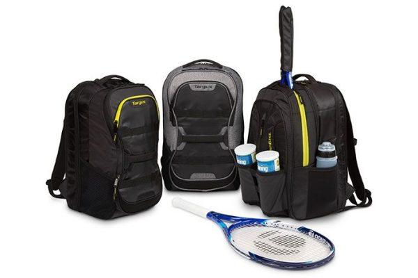 Nova gama de mochilas Targus concilia desporto e trabalho