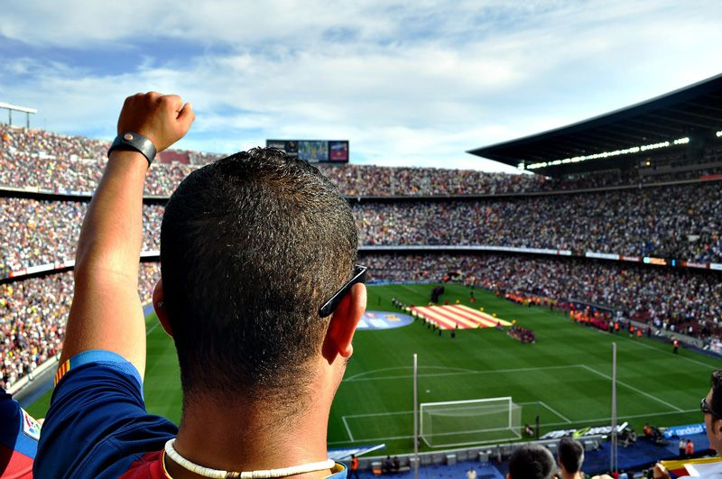 Tecnologia unindo cada vez mais os torcedores ao futebol