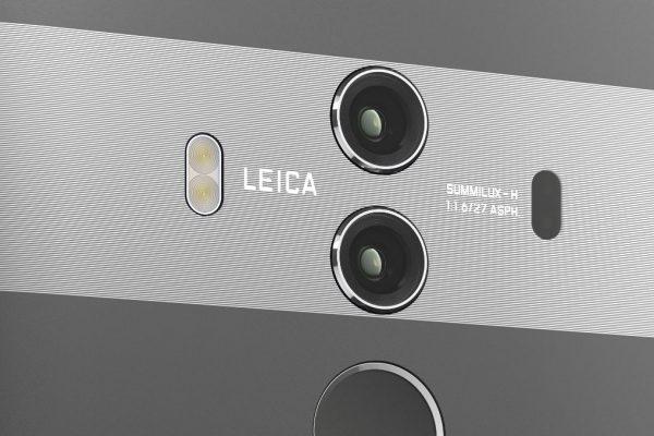As novas lentes do Huawei Mate 10 e Huawei Mate 10 Pro