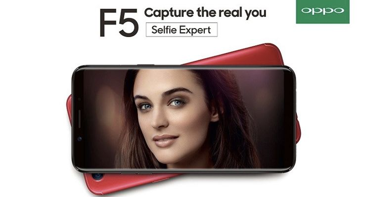 OppoFCinco gama média, oppo, Oppo F5, profissional das selfies, selfies, smartphone Android