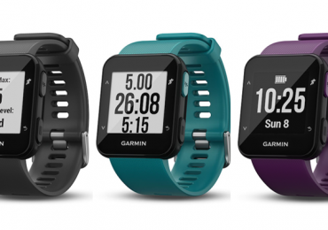 Garmin® lança novo relógio com GPS