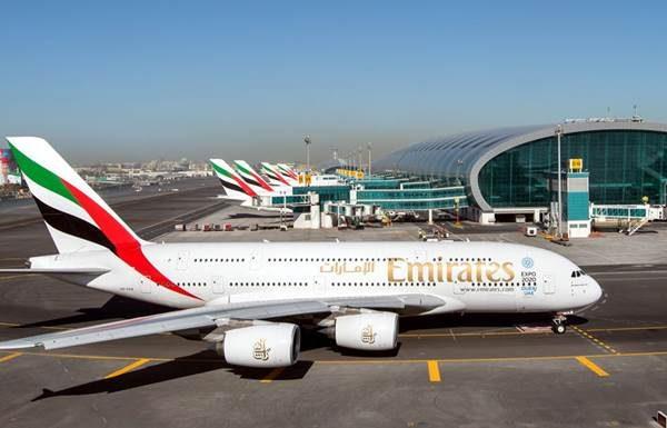 Emirates usa impressão 3D para produzir componentes dos aviões