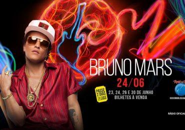 Bruno Mars no RIR-2018