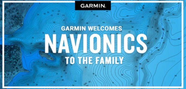Garmin compra Navionics