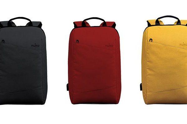 Puro com novas mochilas inteligentes