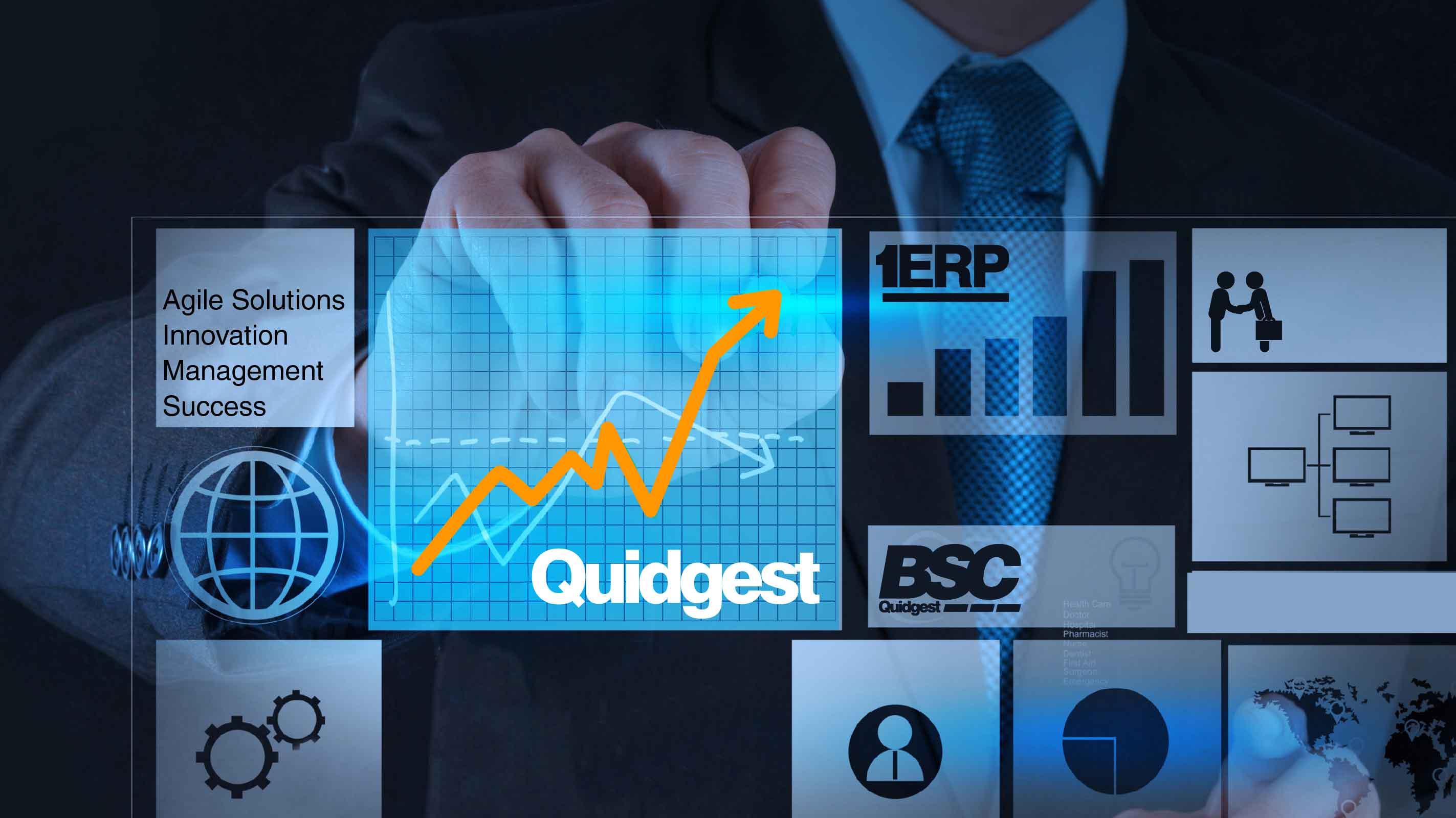 Quidgest com certificação ISO 27001